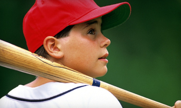 Phenom Baseball Academy - East Louisville: $39 for Eight Youth Baseball or Softball Group-Training Sessions at Phenom Baseball Academy ($160 Value)