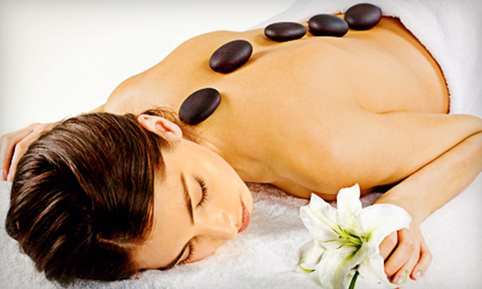 The Spa at the Village - The Spa at the Village: $99 for a Spa Package with a Hot-Stone Massage, Organic Facial, and Body Wrap at The Spa at the Village ($475 Value)