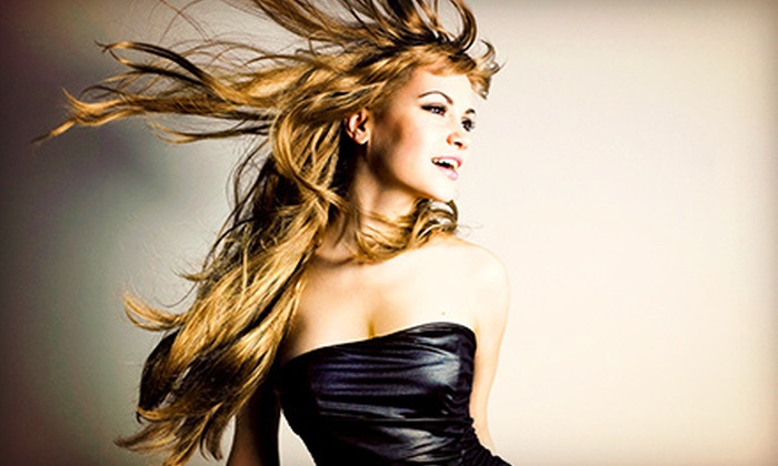 The City Salon - Knoxville: $30 for $60 Worth of Salon Services at The City Salon