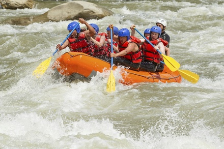 Up to 50% Off White Water Rafting  at Kosirs Rapid Rafts