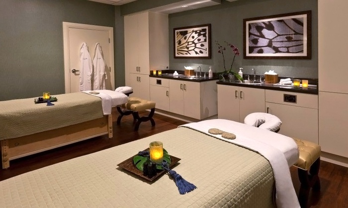 Top of the Palms Spa at Sheraton Lake Buena Vista - Sheraton Lake Buena Vista Resort: Summer Revive Facial with Microcurrent Treatment or Swedish Couples Massage with Warm Stones (Up to 50% Off)