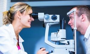 DR GENNARO MELINO: Visita oculistica con esami specifici come autorefrattometria, fondo dell'occhio e biomicroscopia
