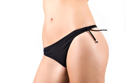 One or Three Brazilian and Eyebrow Waxes at MKP Brazilian Waxing (Up to 56% Off)