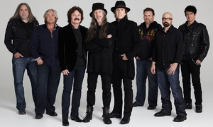 The Doobie Brothers & Gregg Allman At Pnc Bank Arts Center On Friday, August 28, At 7:30 P.m. (up To 43% Off)