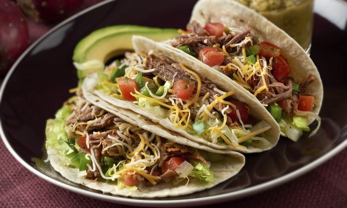 Anamarias Mexican Restaurant - Sylmar: $5 Off Purchase of $30 or More at Anamarias Mexican Restaurant