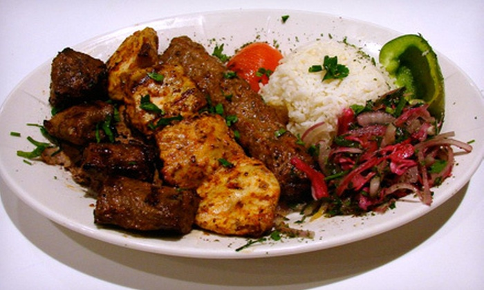Cafe Ephesus - Perimeter Center: $10 for $20 Worth of Mediterranean Food for Dinner at Cafe Ephesus