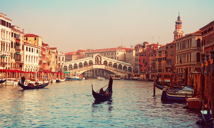 9-Night Italy Vacation with Airfare from Go-today - Rome, Florence, and Venice: 9-Night, Three-City Italian Vacation with Airfare and Accommodations from go-today