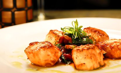 image for Upscale Northern Italian Cuisine for Two or Four or More at Pinocchio's Ristorante (Up to 47% Off)