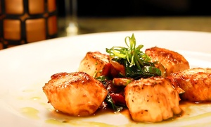 Pinocchio's Ristorante: Upscale Northern Italian Cuisine for Two or Four or More at Pinocchio's Ristorante (Up to 55% Off)