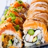 One California Roll with Purchase of $40 or more