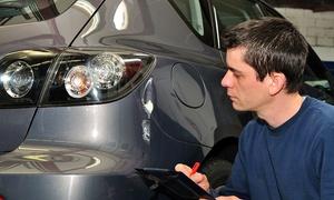 Carrozzeria Due G: Riparazione di ammaccature e graffi su una zona dell'auto (sconto fino a 73%)