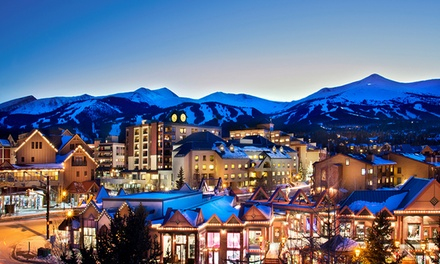 Stay at The Village Hotel in Breckenridge, CO. Dates into September.