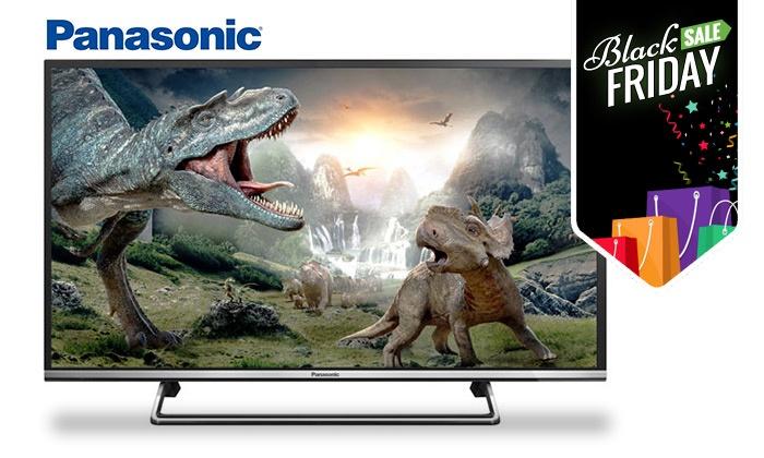 מיוחד ל-BLACK FRIDAY! טלוויזיה חכמה '40 LED FHD Panasonic עם ממשק בעברית, גישה לאינטרנט ומגוון אפליקציות, רק ב-1,990 ₪