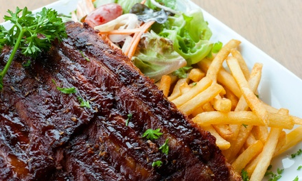 American Food at Tierney's Café & Tavern (Up to 47% Off). Three Options Available.