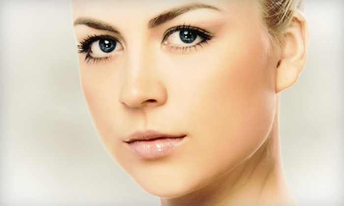 Carol at Salon Hermitage - Pittsford: Permanent Makeup on Upper or Lower Eyelids, or Both, or on Eyebrows from Carol at Salon Hermitage (Up to 67% Off)