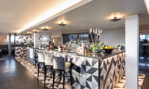 Marco Pierre White Steakhouse Bar And Grill Cardiff: 2-Course Lunch with Optional Glass of Wine for Two at Marco Pierre White Steakhouse Bar & Grill Cardiff (Up to 63% Off)