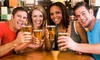 Blue Ridge Cellars - Morganton: Craft-Beer and Cheese Tasting with Souvenir Glasses for Two or Four at Blue Ridge Cellars (Up to 51% Off)