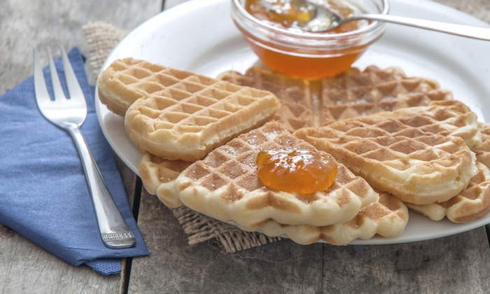 Copper Country Rendezvous - Globe: $7 for $12 Worth of Breakfast Food — Copper Country Rendezvous