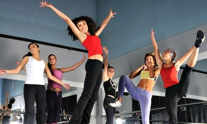 Zumba with Samantha: One or Three Months of Classes at Zumba with Samantha (Up to 57% Off)