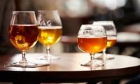 Bierproeverij + snacks en een spelletje kubbing vanaf 2 personen