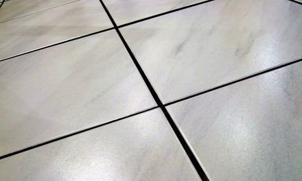 Tile and Grout Cleaning for Two, Three, or Four Areas from CJ Frank Carpet Cleaning (Up to 62% Off)