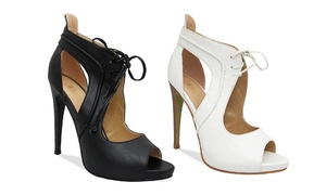 Adriana New York Liana High Heel Sandals