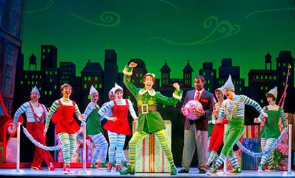 "image for ""ELF The Musical"" (December 13–29)"
