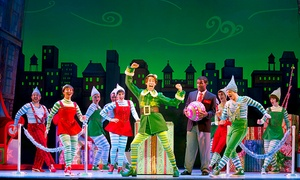 """ELF The Broadway Musical"": ""ELF The Broadway Musical"" on November 27 or 29 or December 1, 2, or 3"