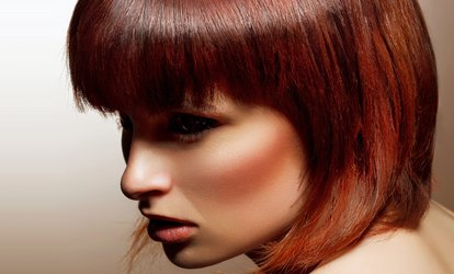 image for Cut and Blow-Dry with Either Conditioning, T-Section, Full Head of Colour, or Half Head of Highlights at Salon 361