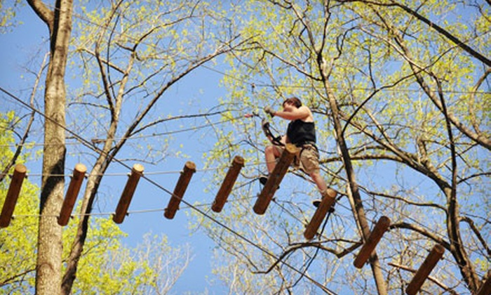 The Adventure Park at The Discovery Museum - North End: Visit for One, Two, or Four to The Adventure Park at The Discovery Museum (Up to 52% Off)