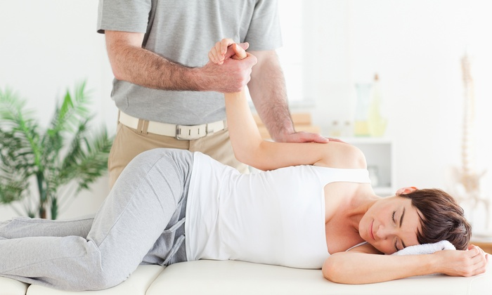 Rockwall Chiropractic - Rockwall: Chiropractic Package with One or Three 60-Minute Massages at Rockwall Chiropractic (Up to 81% Off)