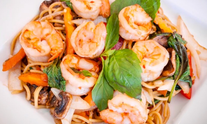Paul's Noodle Shop - Lakeview: $14 for $20 Worth of Noodle Bowls, Ramen, and Curry for Dinner at Paul's Noodle Shop