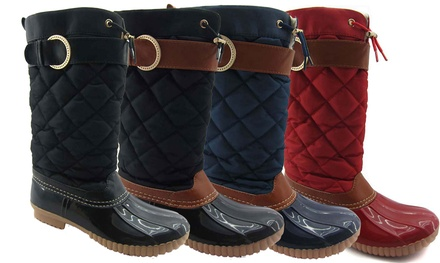 Ny Vip Women's Cold Weather Boots