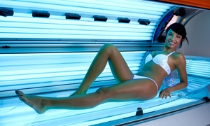 kokopelli tanning: Month of Unlimited Tanning in a Level 1 Bed or Level 2 or 3 Beds at Kokopelli Tanning (Up to 61% Off)