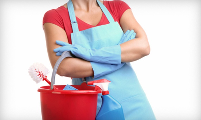 EmagiClean - Midtown South Central: One or Two Three-Hour Housecleaning Sessions for Apartment or House from EmagiClean (Up to 66% Off)