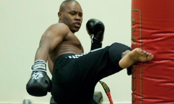 Max Fitness Dkp - New York City: Four Personal Training Sessions at Max Fitness DKP (81% Off)