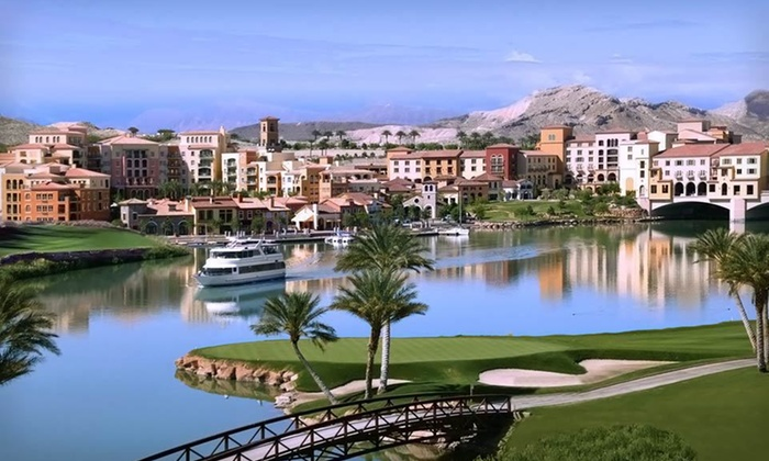 Aston MonteLago Village Resort - Greater Las Vegas : Two-Night Stay with Casino Credit at Aston MonteLago Village Resort at Lake Las Vegas, NV