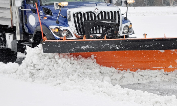 Lapeer Lawn Care - Detroit: $25 for $50 Worth of Snow Removal — Lapeer Lawn Care