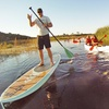 50% Off Standup-Paddleboard or Kayak Rentals