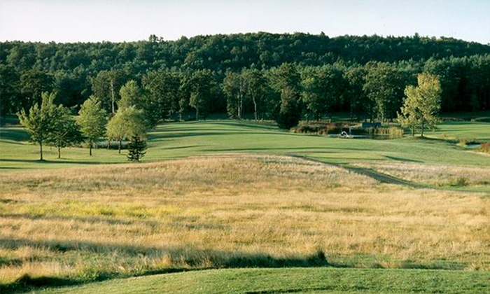 Rondout Golf Club - Accord: 18-Hole Round of Golf with Cart and Range Balls for One, Two, or Four at Rondout Golf Club (Up to 54% Off)
