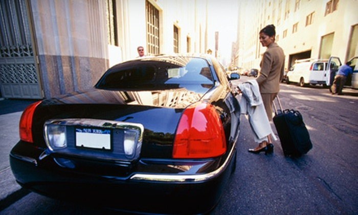 At Your Service Limo - Kenner: New Orleans Car Tour for Two with Champagne or Airport Car or Limo Service from At Your Service Limo (Up to 54% Off)