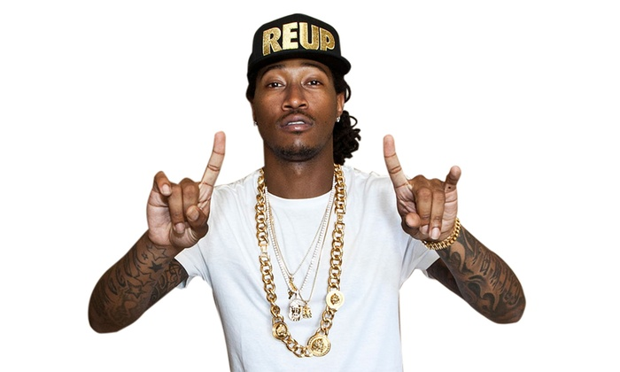 Future - The Masonic Temple Detroit: Future at Masonic Temple on Sunday, January 18, at 8 p.m. (Up to 30% Off)