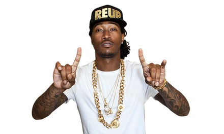 Future at Masonic Temple on Sunday, January 18, at 8 p.m. (Up to 30% Off)