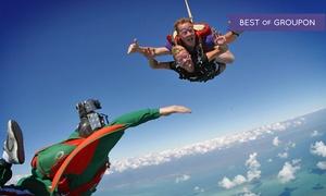Skydive Kapowsin: Tandem Skydive Jump from 13,000 Feet with T-Shirt at Skydive Kapowsin (Up to 12% Off)