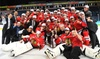 Portland Winterhawks - Multiple Locations: Portland Winterhawks Hockey Game for Two at Veterans Memorial Coliseum on February 18 or 21 (Up to 47% Off)