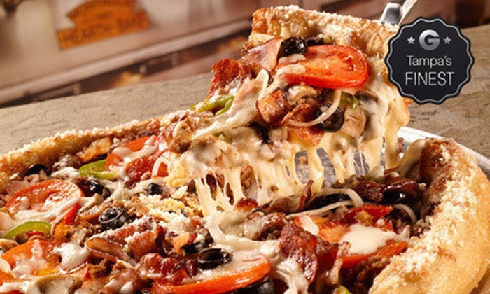 Mellow Mushroom - Multiple Locations: $10 for $20 Worth of Pizza, Subs, Salads, and Microbrews at Mellow Mushroom