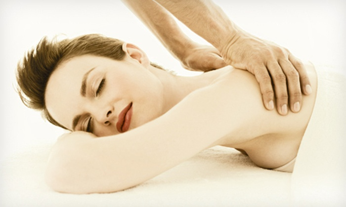 Wow! I Could Use a Massage! - Farragut: $35 for a 60-Minute Escape Massage at Wow! I Could Use a Massage! ($70 Value)