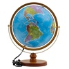 Mtroiz International Smart Globe with LED Constellations
