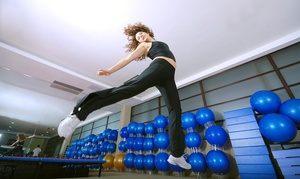Jazzercise Huntington: Five Dance-Fitness Classes at Jazzercise Huntington (69% Off)