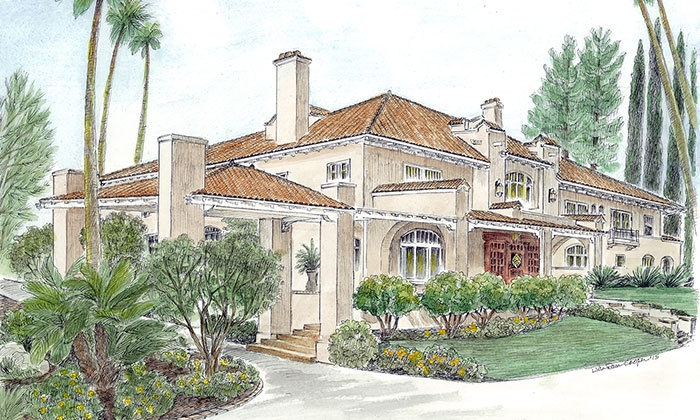 2016 Pasadena Showcase House of Design - Parking: Rose Bowl Stadium - Lot I: One, Two, or Four Tickets to the 2016 Pasadena Showcase House of Design (Up to 38% Off)